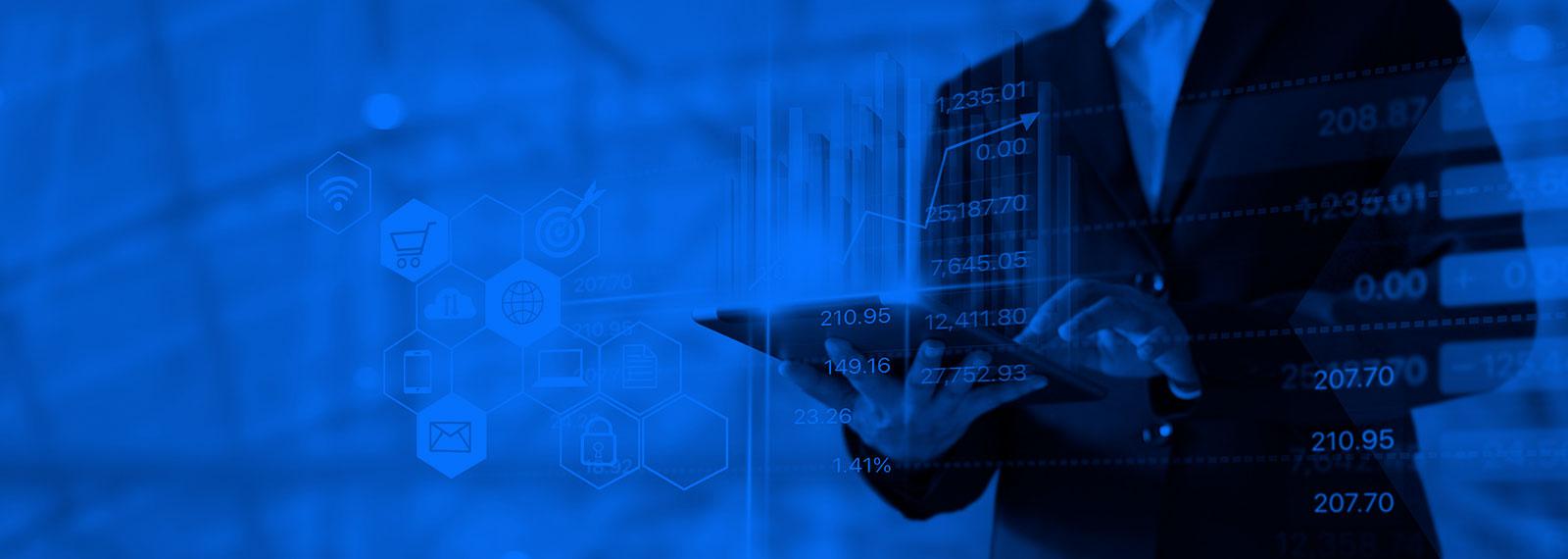 High-end digital and social media marketing